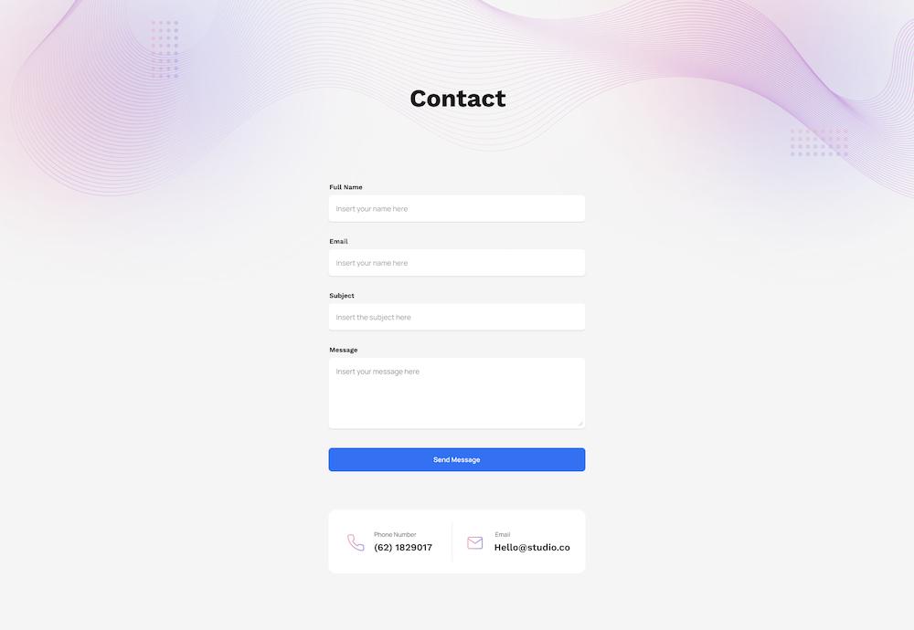 Webinar Layout Bundle