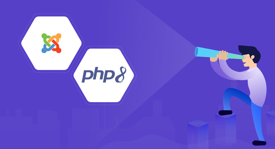 Joomla templates and extensions supports PHP8